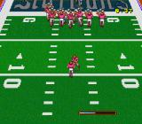 Football Fury SNES A field goal try