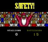 Football Fury SNES Safety