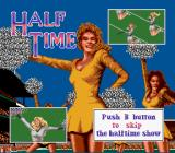 Football Fury SNES Halftime show