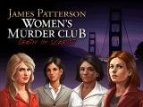 Women's Murder Club: Death in Scarlet J2ME Title screen (Nokia E75)