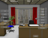 Ports of Call 2008 Deluxe Windows The office (demo version)