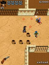 Great Legends: Billy the Kid II J2ME Fighting in the jail