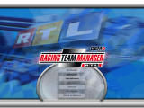 RTL Racing Team Manager Windows Main menu (demo version)