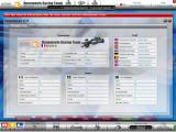 RTL Racing Team Manager Windows Team information (demo version)