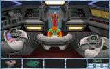 Return to Ringworld DOS Bridge with Miranda, Seeker and Quinn