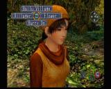 Shenmue II Xbox Shenmue II - When Ryo has more things to talk about, the dialogue will be quite selectable.