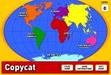 Copycat Browser The playing field - Earth