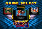 Sonic Jam SEGA Saturn Game Select
