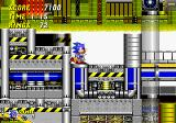 Sonic Jam SEGA Saturn Sonic The Hedgehog 2 Easy Mode where nothing comes out of the tubes
