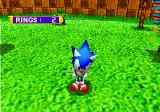 Sonic Jam SEGA Saturn Sonic Waiting in Sonic World
