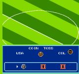 Goal! Two NES Choices after winning a coin toss