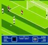 Goal! Two NES A goal is scored