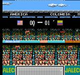 Goal! Two NES Halftime