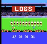 Goal! Two NES Lost a game