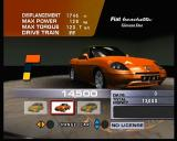 Sega GT 2002 Xbox While buying the car, you can use the color, which of course, doesn't affect the cost.