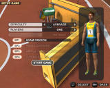 Summer Athletics: The Ultimate Challenge Windows The player has a few basic options to customize his athlete (demo version)
