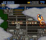 Imperium SNES Game over