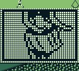 FIFA International Soccer Game Boy The scoreboard shows a hula dancer animation.