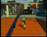 JSRF: Jet Set Radio Future Xbox Not even stairs present an obstacle for our hero.