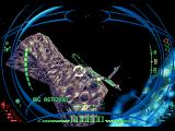 DarXide SEGA 32X There's a target asteroid.