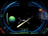 DarXide SEGA 32X This alien scout ship doesn't like what I'm doing to his asteroids.