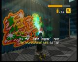 JSRF: Jet Set Radio Future Xbox Hey, he's pretty good, and with just one-colored spray, lol.