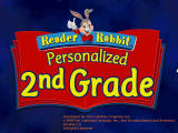 Reader Rabbit Personalized 2nd Grade Windows Title