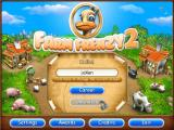 Farm Frenzy 2 Windows Main Menu