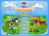 Farm Frenzy Windows Main menu