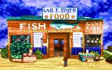 Call of Cthulhu: Shadow of the Comet DOS Myer's general store