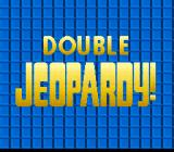 Jeopardy! SNES Double Jeopardy