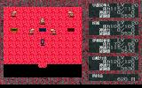 Shiki Oni no Koku: Chūgokuhen - Daisanshō PC-98 Puzzle: step on the colored tiles in the correct order