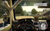 DiRT 2 Windows I'm driving rally with my buddy the overlord-minion.