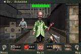 Wolfenstein RPG iPhone That scientist is very angry because I killed his creation.