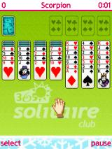 365 Solitaire Club J2ME Scorpion