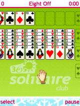 365 Solitaire Club J2ME Eight Off