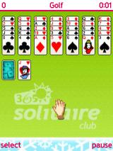 365 Solitaire Club J2ME Golf
