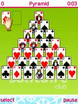 365 Solitaire Club J2ME Pyramid