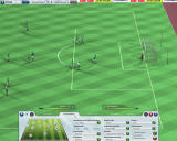 FIFA Manager 09 Windows Tactical options are available without pausing the match (demo version)