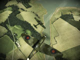 Wings of Prey Windows Moving to dive on a HE 111 below (demo)