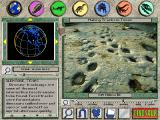 3-D Dinosaur Adventure DOS Fossil and picture records