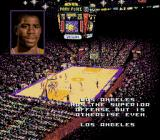 Super Slam Dunk SNES Magic Johnson's commentary