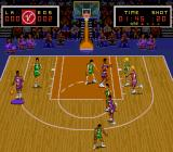 Super Slam Dunk SNES Dribbling