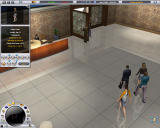 Hotel Giant 2 Windows Every person and item can be clicked on to receive further information (demo version)