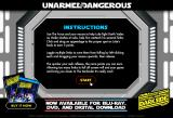 Unarmed & Dangerous Browser Instructions