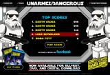 Unarmed & Dangerous Browser Top scores