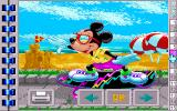 Mickey's Jigsaw Puzzles DOS Puzzle 4 sports