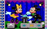 Mickey's Jigsaw Puzzles DOS Puzzle 14 Magic