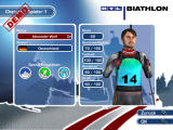 RTL Biathlon 2009 Windows This is an existing athlete with fixed abilities (demo version)