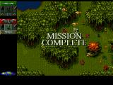 Cannon Fodder Amiga Missions usually end with a big bang.